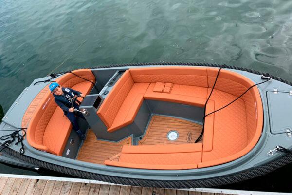 Führerscheinfreies Motorboot